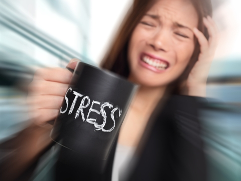 Stress and your dental Health, Peterborough Periodontist, Gum specialist, Dental Implants Peterborough,