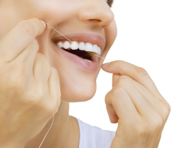 Peterborough Periodontics, Flossing, Gum Disease, Kawarthas Periodontists, Peterborough Dentists,